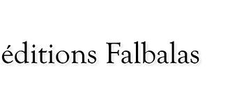 éditions falbalas